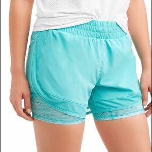 NWT running shorts (large)